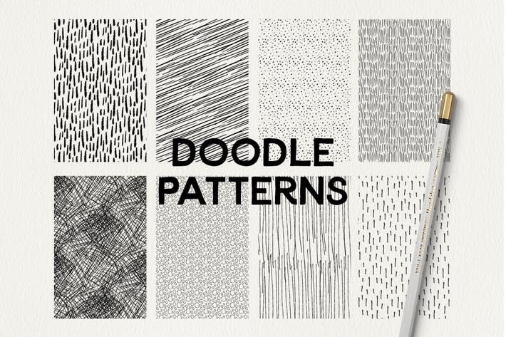 Thumbnail for Doodle Patterns vol.1