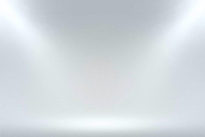 Thumbnail for Unendliche weiße Bodenstrahler Hintergründe
