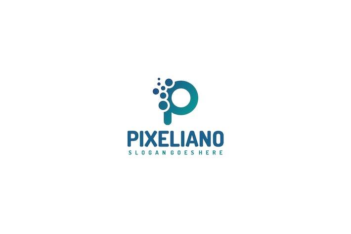 Thumbnail for P Letter Logo
