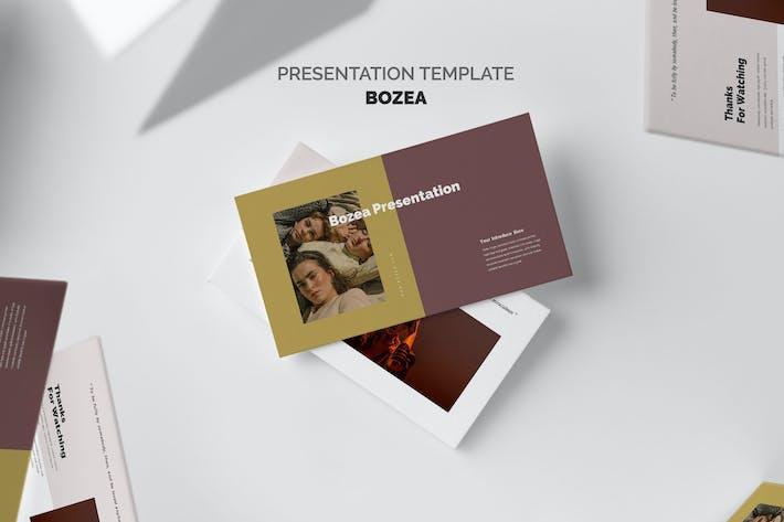 Bozea : Model & Fashion Photography Google Slides