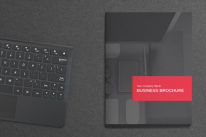 Royal Red - Business Brochure