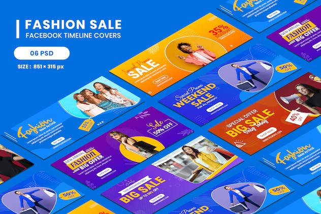 Facebook Timeline Covers for Discount Fashion