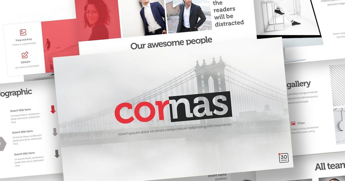 Download Cornas - Keynote Template by inspirasign