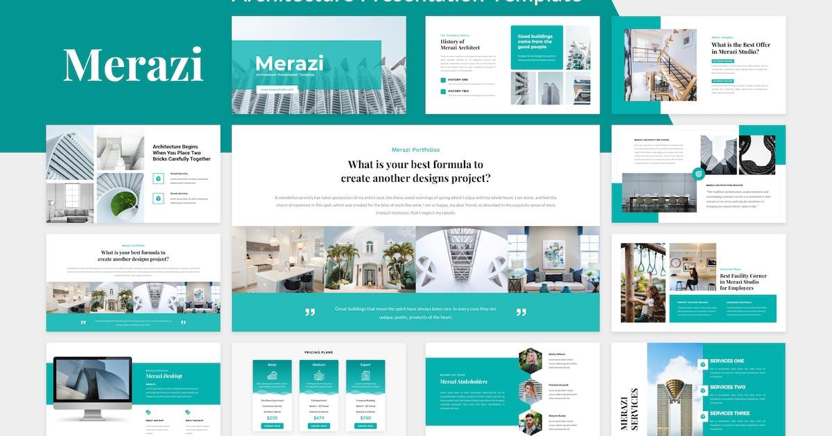 Download Nuzie - Architecture PPTX by GranzCreative
