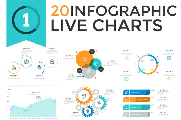 Thumbnail for 20 Live Graphs v.1