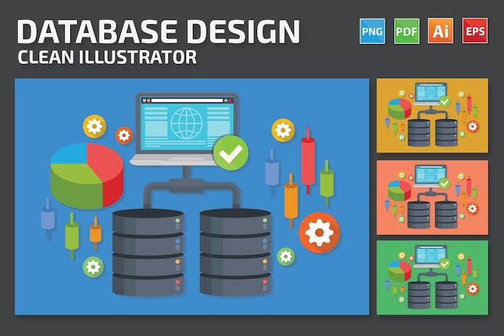 Thumbnail for Проектирование базы данных