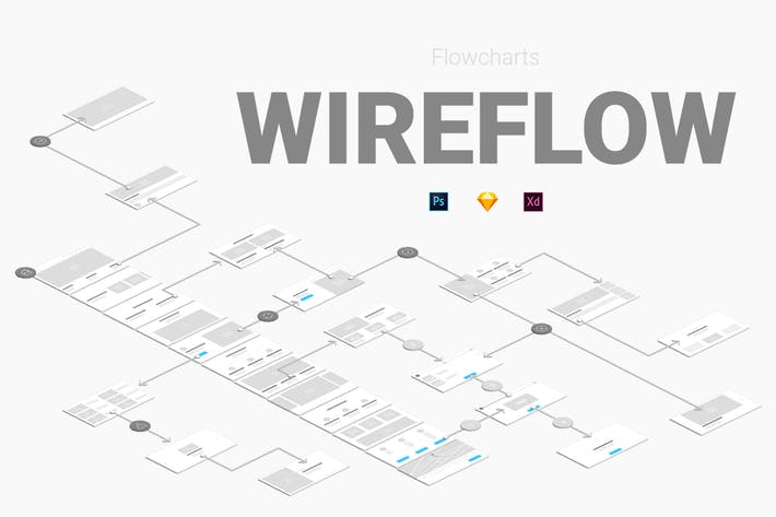 Thumbnail for Wireflow Flowcharts