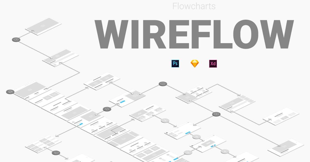 Download Wireflow Flowcharts by WebDonut