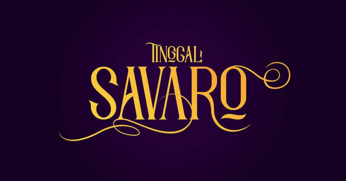 Download Savaro by DikasStudio