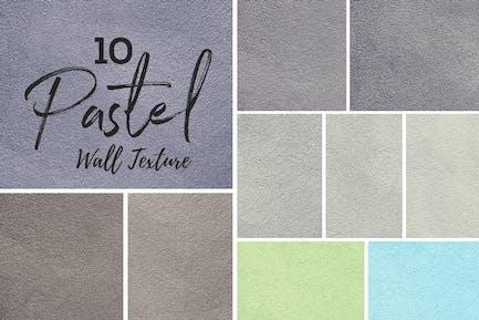 10 Pastel Wall