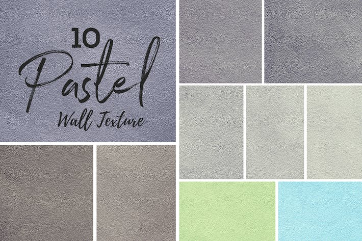 Thumbnail for 10 Pastel Wall