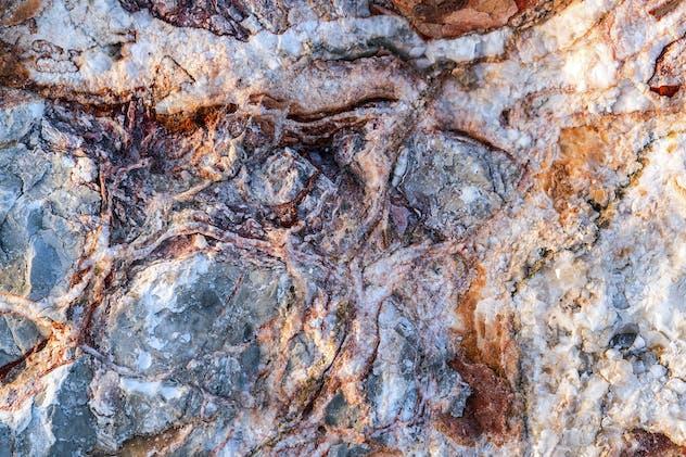 16 Rocks Surface Background