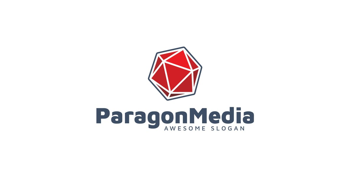 Download Paragon Media Logo Template by Be_Themes