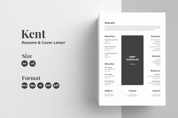 resume - Elements Of A Resume