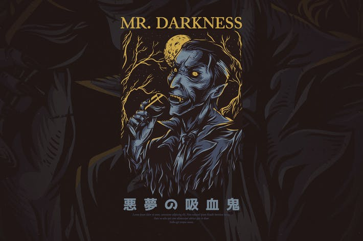 Thumbnail for Mr. Darkness