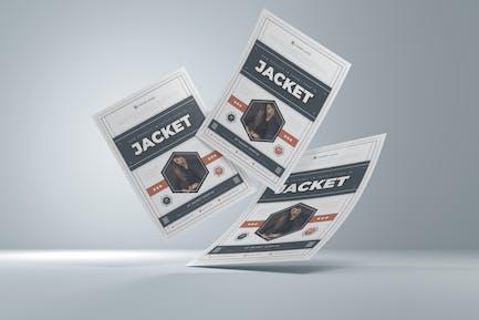 The Jacket Flyer