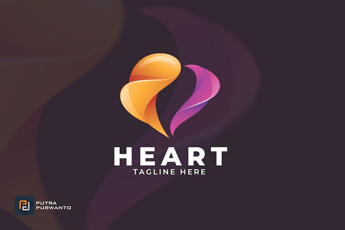 Heart - Logo Template