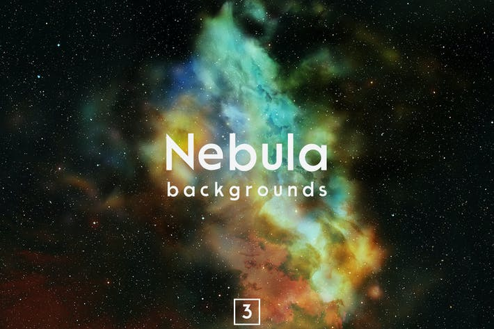 Thumbnail for Nebula Backgrounds Vol.3