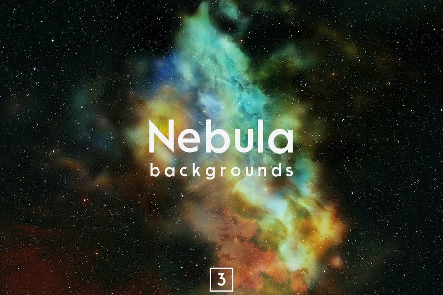 Nebula Backgrounds Vol.3