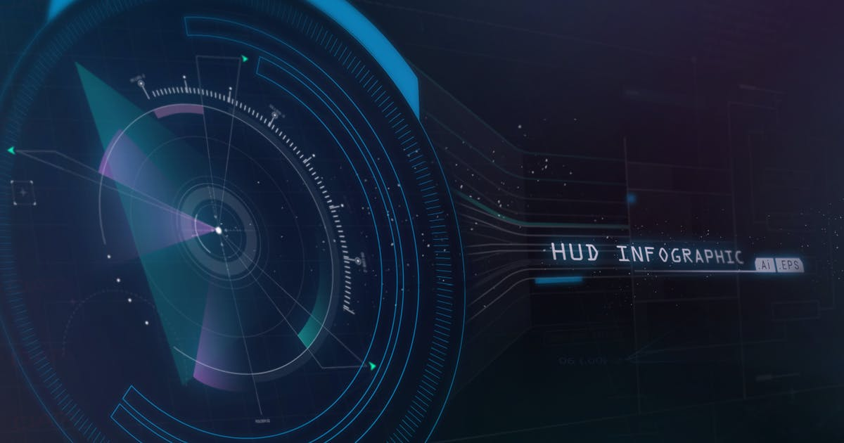 HUD Infographics by Pixflow