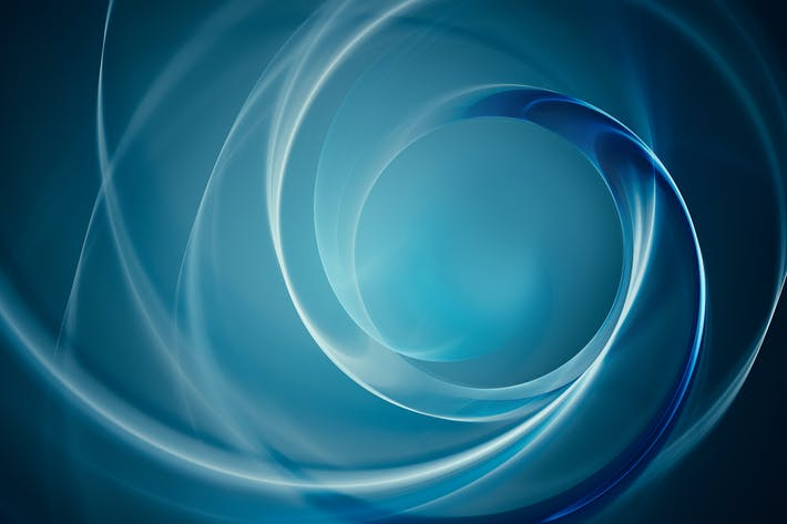 Thumbnail for Deep blue abstract background
