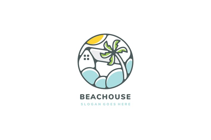 Thumbnail for Beach House Logo