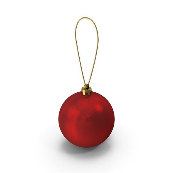 Thumbnail for Christmas Red Ball