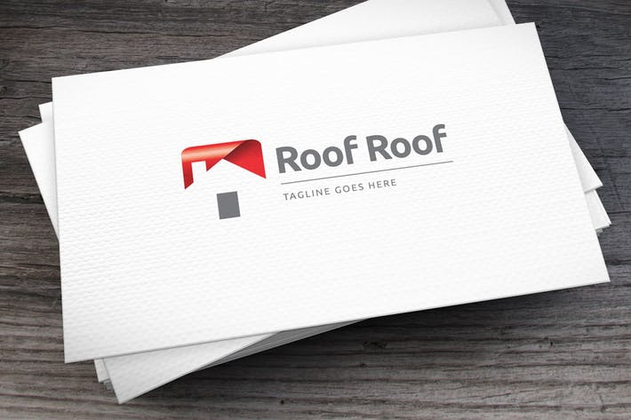 Thumbnail for Roof Real Estate Logo