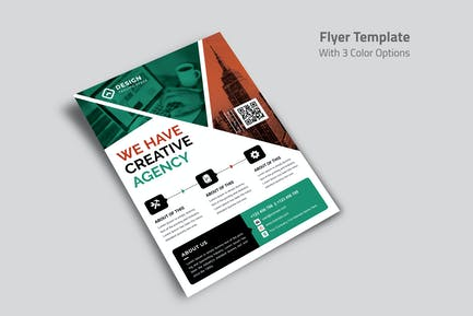 Agency Flyer