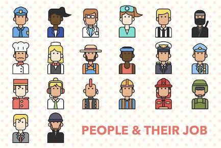 People Profession Icon