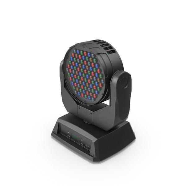 Moving LED Light