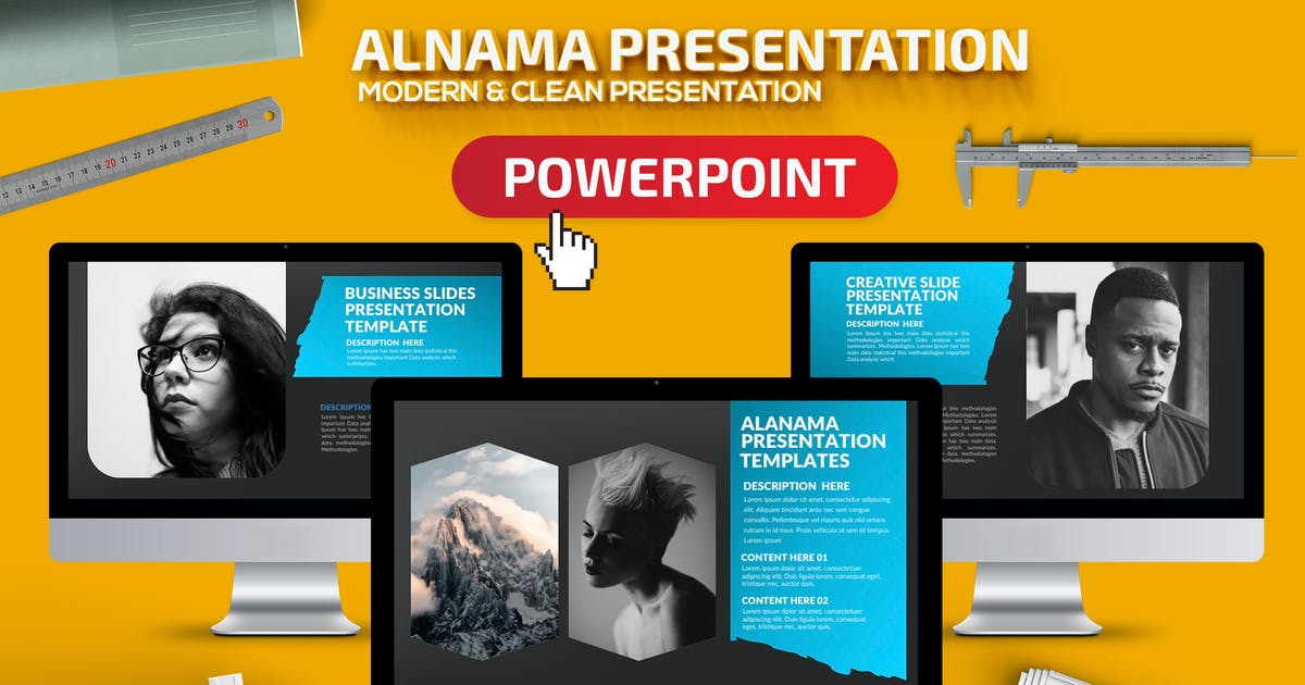 Download Alanama Powerpoint by mamanamsai