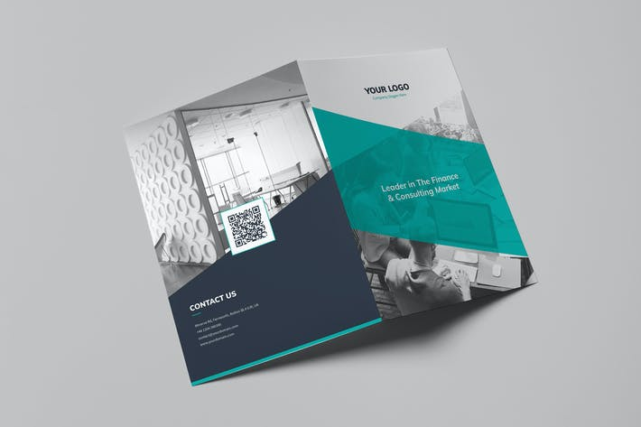 Thumbnail for Brochure – Corporate Bi-Fold