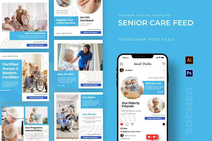 Senior Care Socmed Post