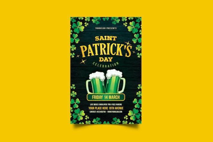 Saint Patrick dépliant