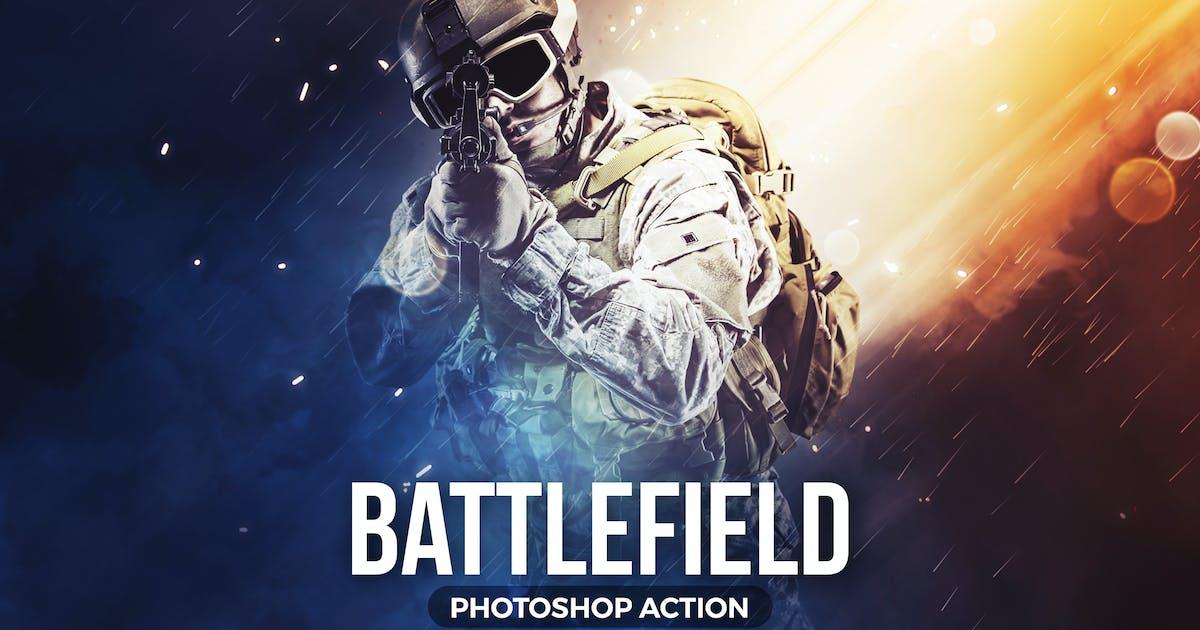 Download Battlefield Photoshop Action by Hemalaya1