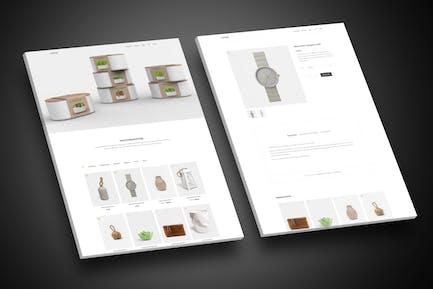 Lotus - Fresh & Modern WordPress WooCommerce Theme