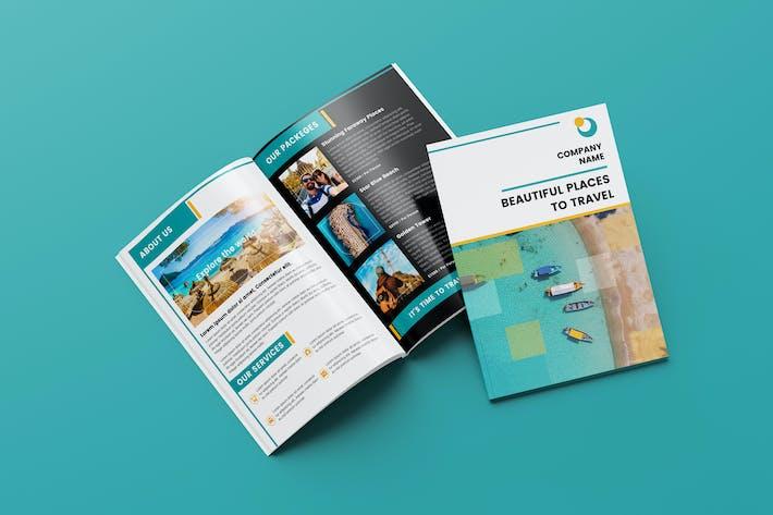 Thumbnail for Travel Agency Brochure