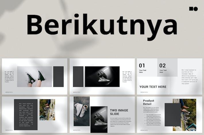 Thumbnail for Берикутня - Keynote