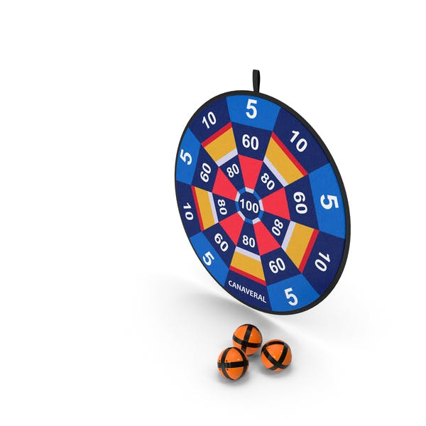 Canaveral Velcro Dartboard Game Set