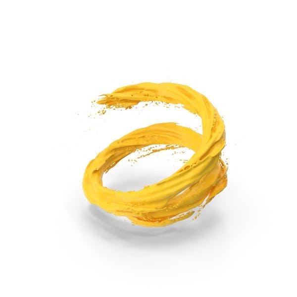 Thumbnail for Yellow Vortex