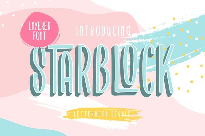 Thumbnail for Starblock