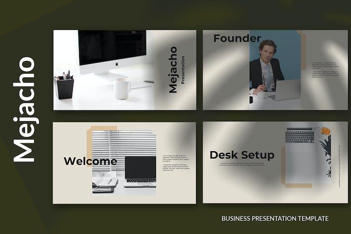 Thumbnail for Mejacho - Multipurpose PowerPoint Presentation