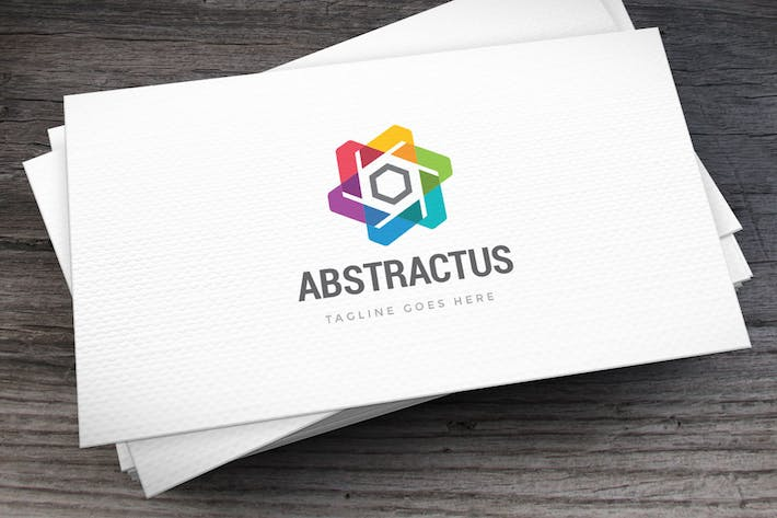 Thumbnail for Abstractus Logo Template