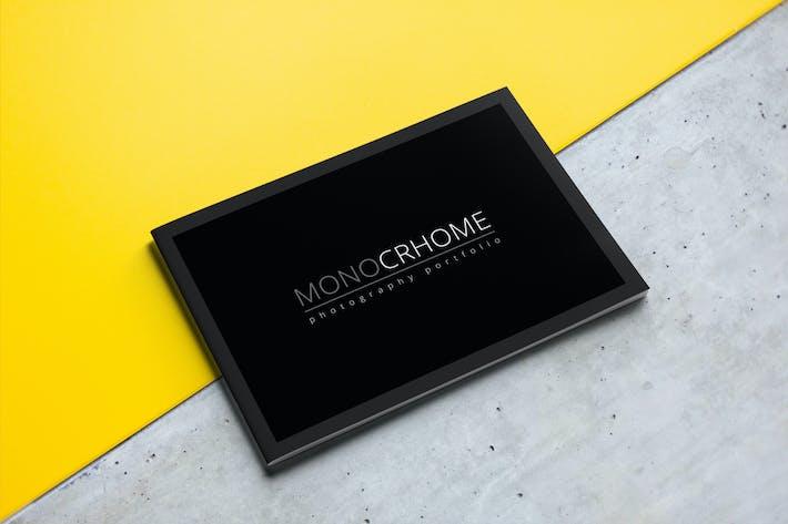 Thumbnail for Monochrome Fotografie Portfolio Vorlage