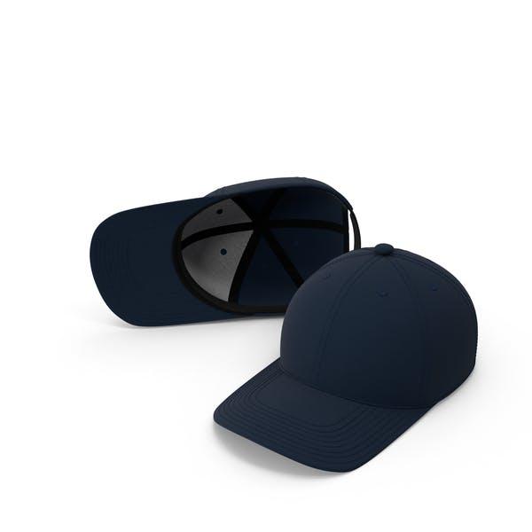 Blue BB Cap