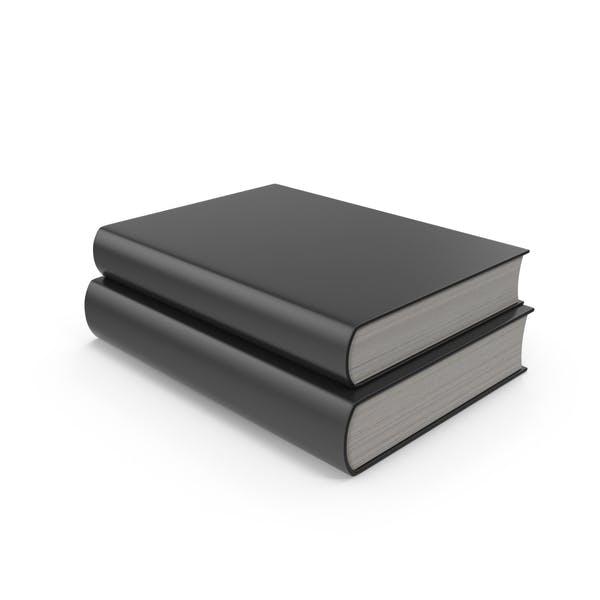 Thumbnail for Dos libros negros