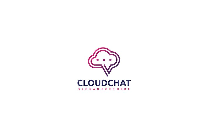 Thumbnail for Cloud Chat Logo