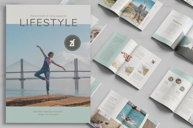 Healthy Lifestyle Magazine