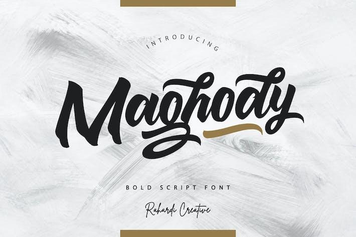 Thumbnail for Maghody Script